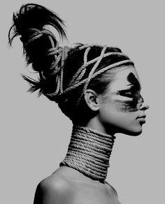 black-white-madness:    Madness:    Marco Glaviano