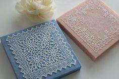 lace soaps
