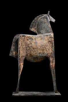 Bronze. Carlos Matta