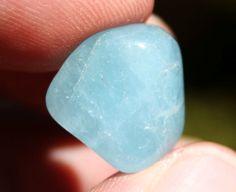 Aquamarine Crystal Specimen from PriyaInspirations on Etsy