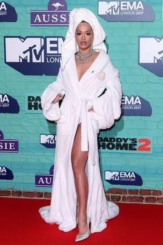 Rita Ora  #RitaOra MTV Europe Music Awards 2017 in London http://ift.tt/2jys80A