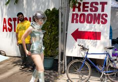 Space Women Need Powder Rooms Too New York Photography, Photography For Sale, Mermaid Parade, Welcome Summer, Nyc Photographers, Coney Island, Photo Blog, Powder Rooms, Space