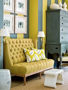 Love this couch - MyHomeIdeas.com