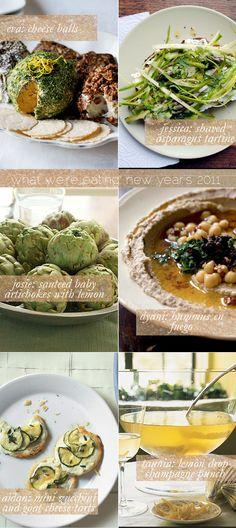 ... Hummus en Fuego Bon Appetit: Mini Zucchini and Goat Cheese Tarts
