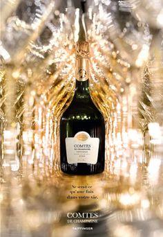 Comtes de Campagne #wine #advertisement