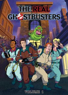 The Real Ghostbusters cartoon | Saturday mornings were where it was at