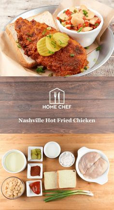 "A favorite regional dish in Nashville, local lore attributes the origin of this hellaciously hot chicken to a girlfriend cooking a VERY hot fried chicken dish for her womanizing boyfriend. Unfortunately her plan backfired when he loved the dish and opened up a restaurant specializing in cooking ""hot"" chicken. #whompwhomp"