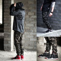Skinny Camo Cargo Pants Men Promotion-Online Shopping for Promotional ...