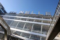 Ons kantoor zit in de Van Nelle Fabriek in Rotterdam.