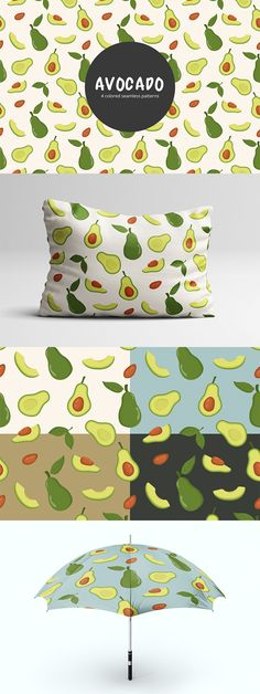 Avocado Vector Free Seamless Pattern is a beautiful set of graphics Free Vector Patterns, Vector Free, Food Patterns, Avocado, Graphics, Beautiful, Food Drive, Graphic Design, Charts
