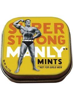 Manly Mints