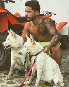 Tirame los perros.  Maluma♥