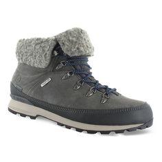 Hi-Tec Kono Espresso I Women's Waterproof Boots, Size: medium (9.5), Grey (Charcoal)