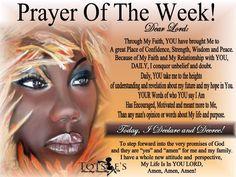 totsies power surge corner blog | IT'S PRAYING TIME ~ Prayer Of The Week! | Totsie's Power Surge ...