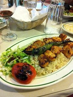 Aci Halal - Allentown, PA. What lacks in decor, they more than make up with their food. The Turkish food is delicious and the employees are friendly.