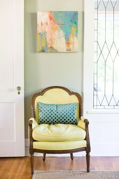 Atlanta home tour of Caroline Inge // by Tin Can Photography for The Everygirl