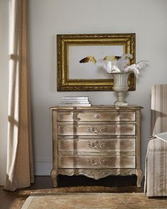 Beautiful Hooker Furniture File Cabinet