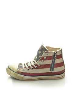 Converse Unisex Chuck Taylor Hi Side Zip Star and Bars 10 MenWomen 12 -- You can find out more details at the link of the image.(This is an Amazon affiliate link)