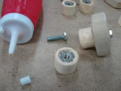 Make Your Own Knobs and Save / Fabriquez vos poignées et épargnez Hurdy Gurdy, Workshop Organization, Make Your Own, How To Make, Woodworking Jigs, Diy Wood Projects, Tools, Voici, Wordpress