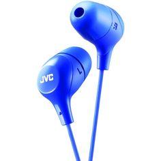 Jvc Marshmallow Inner-ear Headphones (blue)