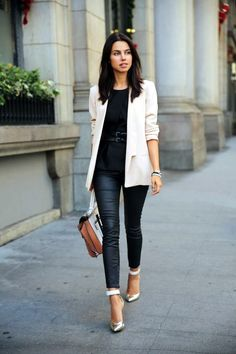 30 So Much Tasteful Peplum Top Outfits