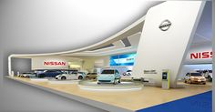 NISSAN booth proposal of AUTO SHOW GZ.CHINA