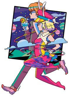 ORESAMA | Utomaru is a freelance illustrator & graphic designer. Based in Tokyo, Japan. CONTACT : utomaru@bangkillporn.com WEB : http://dddddd.moo.jp/