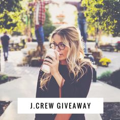 February J. Crew Giveaway - Now is your chance to win $200 to J. Crew in this February giveaway. It ends 3/1/17 - so hurry up and enter for that chance!