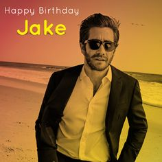 To the guy who amazed us all in his thriller Nightcrawler Movie, a very happy birthday Jake Gyllenhaal!