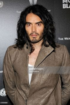 Actor Russell Brand arrives at the Montblanc Charity Cocktail hosted by The Weinstein Company to benefit UNICEF held at Soho House on March 6, 2010 in West Hollywood, California.