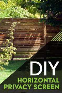Backyard Privacy, Backyard Fences, Backyard Projects, Front Yard Landscaping, Outdoor Projects, Privacy Fence Designs, Deck Privacy Screens, Backyard Paradise, Up House