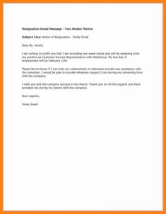 Resignation Letters Samples Of Resignation Letters- 3 Most Important Parts in a Resignation Letter Examples Of Resignation Letters 2 Weeks Notice.example Of . Samples Of Resignation Letters-' Samples Of' Samples Of Resignation as well as Employee Resignation Letter, Resignation Letter Template Free, Professional Resignation Letter, Letter Templates Free, Teacher Images, Catchy Phrases, Quitting Job, Leaving A Job