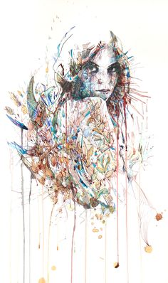 From Chaos by Carne Griffiths
