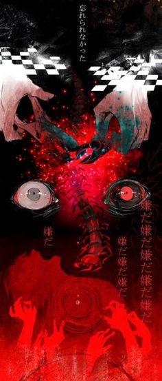 #Anime, #Tokyo-Ghoul #manga - Tokyo Ghoul #anime