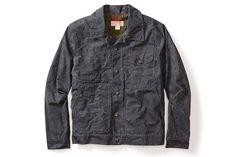 Filson Short Lined Cruiser Jacket - Men's Black/Dark Green