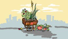Urban farms differ in every way from the corporate behemoth that Midwestern corn agriculture has become. Urban Agriculture, Urban Farming, Farms, Green, Fictional Characters, Homesteads, Fantasy Characters, Urban Homesteading