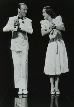 Fred Astaire and Eleanor Powell in Broadway Melody 1940