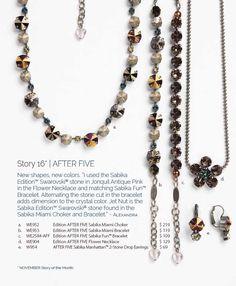 Sabika Fall & Winter 2014 Collection: Story 16 After Five   She.Sells.Sabika@gmail.com  #SabikaLove