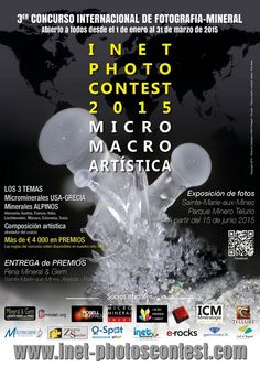 Cartel oficial  INETPhotos contest 2015 www.inet-photoscontest.com www.facebook.com/InetPhotosContest