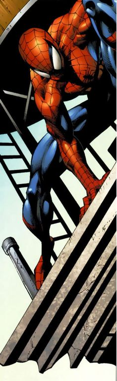 Spider-Man by Mike Deodato Jr