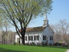 love little white churches!