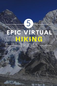 Epic Virtual Hikes from Across the Globe to Take at Home I things to do outdoors online I virtual tours I virtual tours of hiking trails I hike from home I hiking trails around the world I travel from home I hiking online experineces I experinece hiking online I experience hiking trails from home I where to hike I #virtualtours #hiking Outdoors Online, Go Outdoors, The Great Outdoors, Hiking Europe, Hiking Tours, Hiking Trails, Virtual Museum Tours, Scotland Hiking, Mountain Hiking