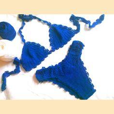 biquine de croche - Pesquisa Google