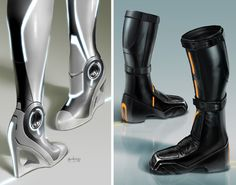 Tron: Boots