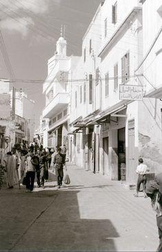 Tanger 3 july 1960