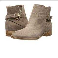 Salem boots Dark khaki boots MICHAEL Michael Kors Shoes