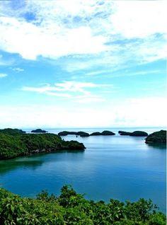 Hundred Islands National Park, Alaminos City, Philippines