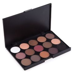 Natural 15 Colors Eye Shadow Palette Cosmetic Long Lasting Makeup Eyeshadow  Palette Matte Brand For Women 3 patterns For Choose cf0bc223ec867