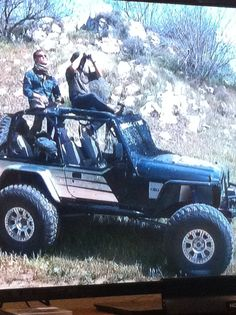 """Jeep from """"Dude you're screwed"""""""
