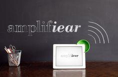 Amplifiear iPad Ears